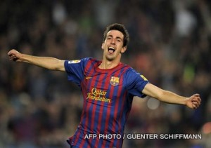 Isaac Cuenca, Barcelona