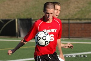 Hutchison and Stiffler Recognized By Drury Panther Soccer