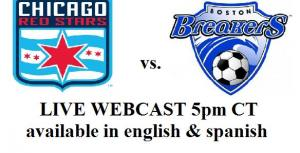Catch Lori Chalupny and Chicago Red Stars – Live Broadcast Sunday 5pm