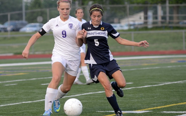 Kahok's Advance Past O'Fallon Township on OT Goal