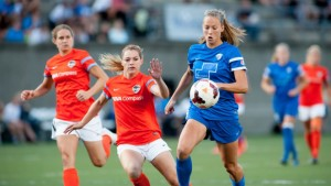Julie King and the Boston Breakers Host Chicago Red Stars Tonight