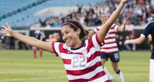 Is Christen Press the Secret Weapon for the U.S.?