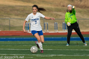 Missouri Class 2 All-State Girls High School Soccer