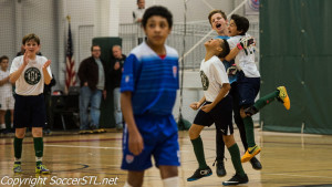 Three St. Louis Teams Crowned as Midwest Futsal Champions