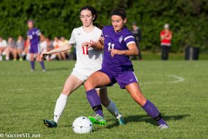 Collinsville Wins at Red Knights on Senior Day