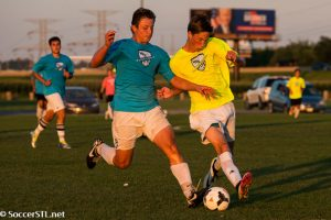 St. Louis Varsity Soccer Showcase – Showcase Match