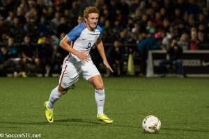 Josh Sargent and U17 MNT Begin World Cup Preparations