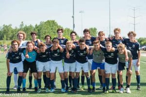 Six St. Louis Boys Soccer Teams Open National League Play
