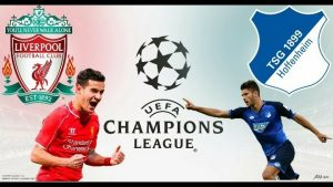 Liverpool Opens Champions League Play