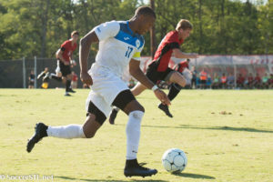 Kaleb Jackson Leads Rockhurst to Win at UMSL