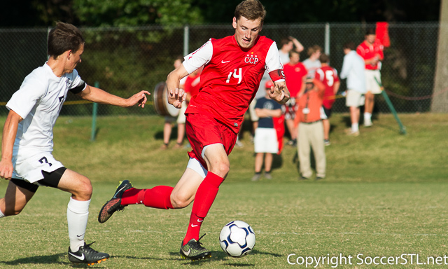 Chaminade Shuts Out Howell Central to Advance to CYC Soccer Semifinals