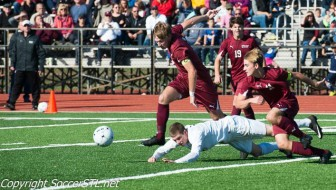 Nick Hanson Goal in 77th Sends DeSmet to the Final Four