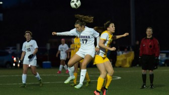 Eureka Finishes in Scoreless Draw vs Metea Valley at Parkway College Showcase