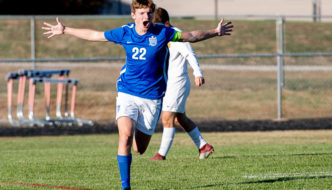 Columbia Eagles Advance to Illinois 2A Sectional Final