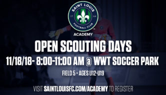 STLFC Academy Open Scouting Day Announced
