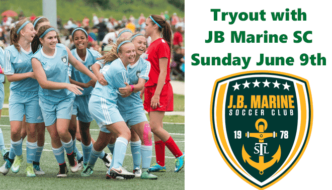 JB Marine SC Tryouts 2019
