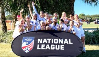 Sporting STL 2006 Academy girls